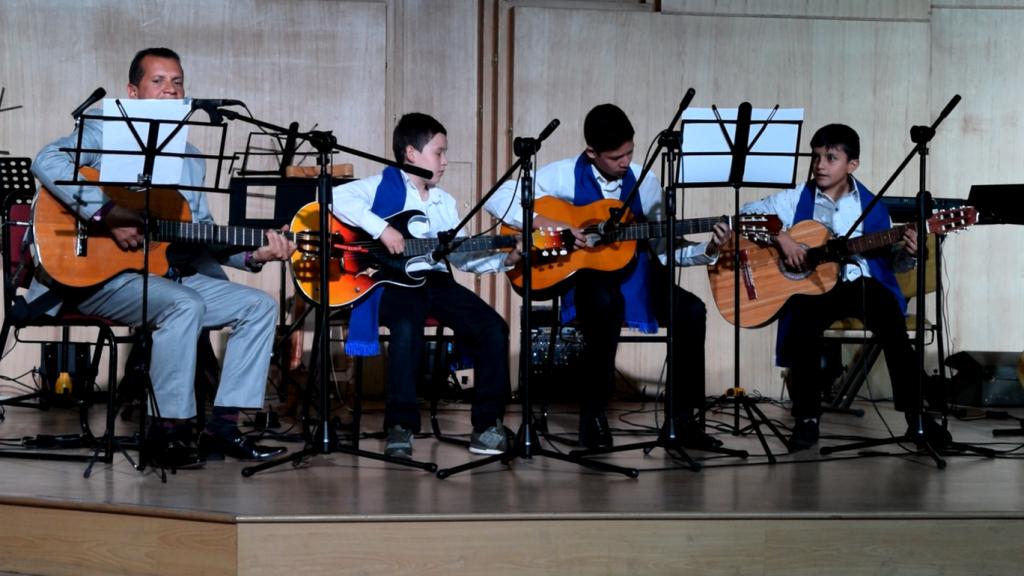 Programas de Formación Musical